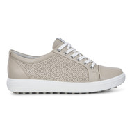 Ecco Womens Casual Hybrid Golf Shoes Oyster
