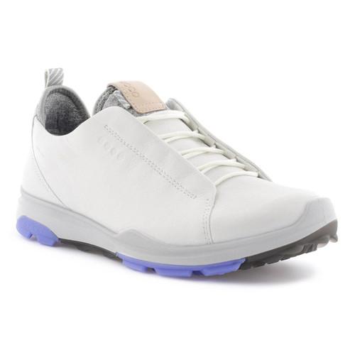 Ecco Women's Biom Hybrid 3 Goretex Golf Shoes White