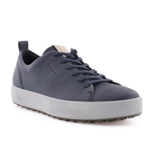 Ecco Mens Golf Soft Marine Quarry