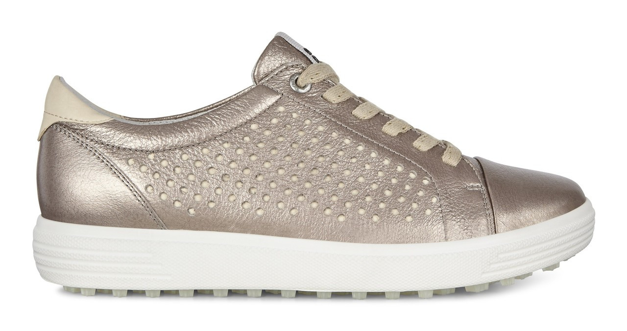 find lowest price various colors deft design Ecco Womens Casual Hybrid Golf Shoes Warm Grey 41 (UK 7.5)