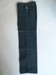 JRB Mens Classic Golf Trousers Navy Black Check