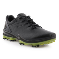 Ecco Mens Biom G3 Goretex Golf Shoes Black