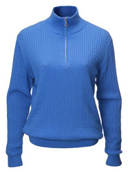 JRB Ladies Windstopper Lined Golf Sweater