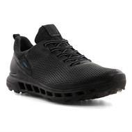 Ecco Mens Biom Cool Pro Goretex Golf Shoes Black