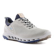 Ecco Mens Biom Cool Pro Goretex Golf Shoes Concrete
