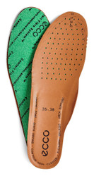 Ecco Ladies Inlay Sole Cut-To-Size