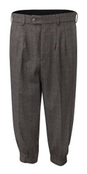 JRB Golf Plus Twos Light Grey Check