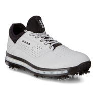 Ecco Mens Golf Cool Goretex Shoes White Dritton