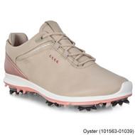 Ecco Women's Biom G2 Goretex Golf Shoes Oyster