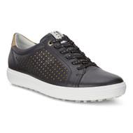Ecco Womens Casual Hybrid Golf Shoes Black