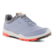 Ecco Women's Biom Hybrid 3 Goretex Golf Shoes Dusty Blue