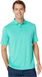 Callaway Golf Mens Hex Opti Stretch Polo Shirt Baltic