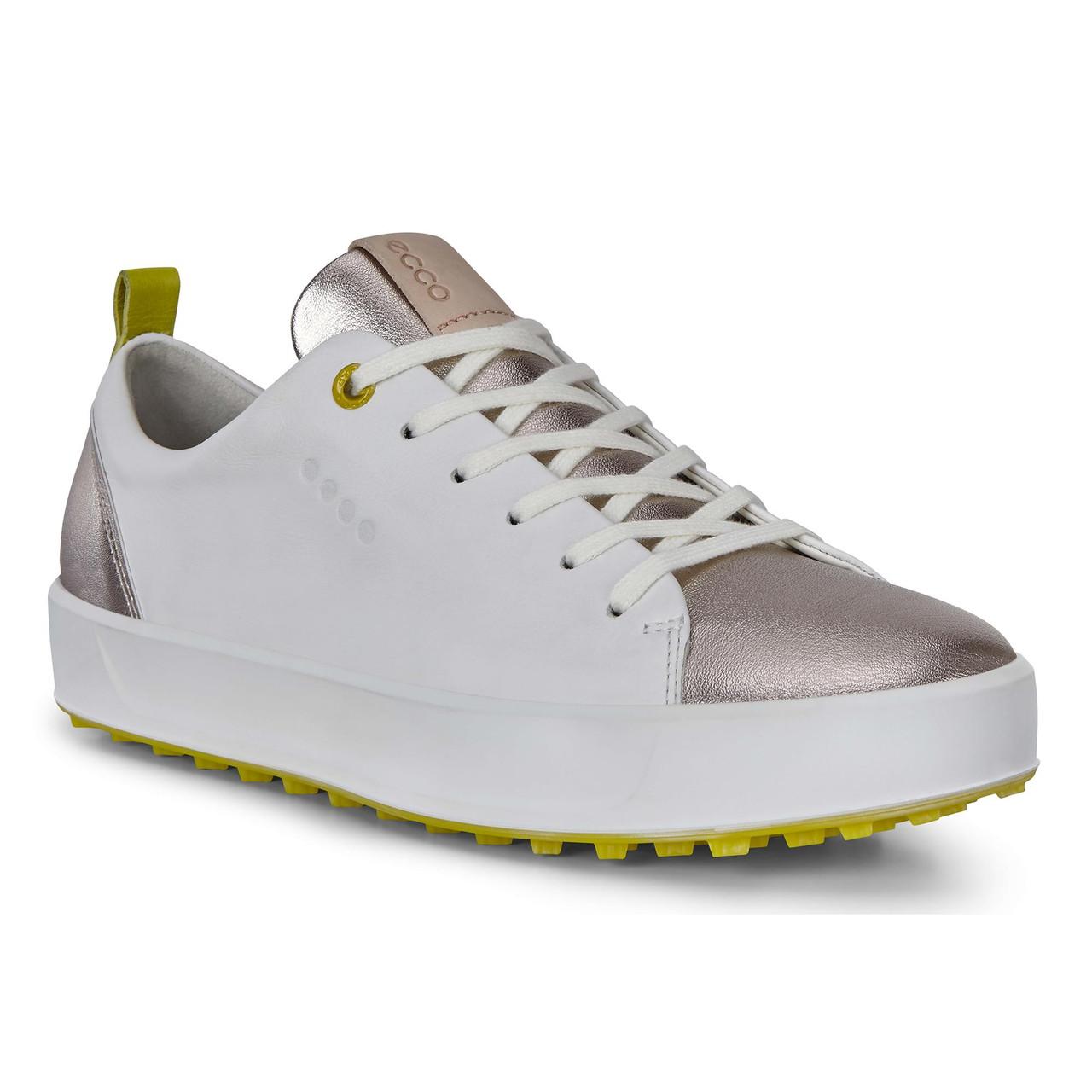 Ecco Women's Golf Soft Shoes White