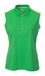 JRB Ladies Plain Sleeveless Golf Shirt