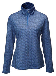 JRB Ladies 1/4 Zipped Golf Top