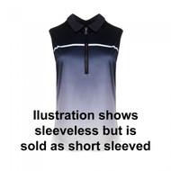 JRB Ladies Sublimation Golf Shirt