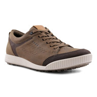 Ecco Mens Golf Street Retro Birch Coffee