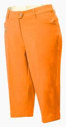 JRB Ladies Golf CITY SHORTS Amber Size 14 + FREE Socks - PRICE REDUCED