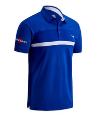 Callaway Golf Mens Odyssey Tour Player Polo Shirt Surf The Web