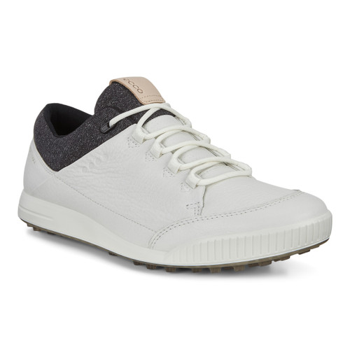 Ecco Mens Golf Street Retro White Lyra (2020) (150624-01002)
