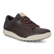Ecco Mens Golf Street Retro Mocha