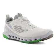 Ecco Mens Biom Cool Pro Goretex Boa Golf Shoes White