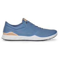 Ecco Women's Golf S-Lite Shoes Retro Blue