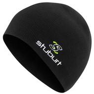 Stuburt Knitted Golf Beanie Hat Black