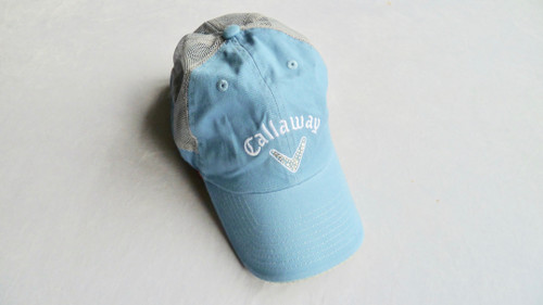 Callaway Ladies Golf Cap Blue