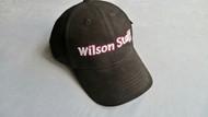 Wilson Staff Tour Structured Golf Cap Black