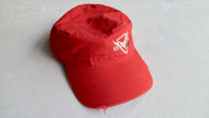 Callaway Diablo Edge Distressed golf Cap Red