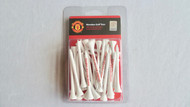Manchester United Wooden Golf Tees
