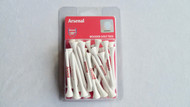 Arsenal Wooden Golf Tees