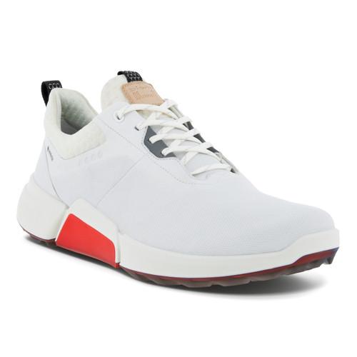 Ecco Mens Biom H4 Golf Shoes White