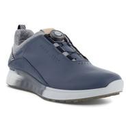 Ecco Mens S-Three Boa Goretex Golf Shoes Ombre