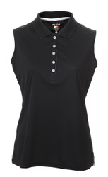 JRB Ladies Plain Sleeveless Golf Shirt