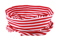JRB Ladies Golf Snood Red Stripe