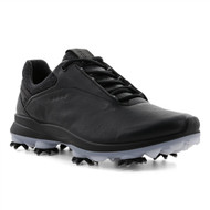 Ecco Women's Biom G3 Goretex Golf Shoes Black Racer