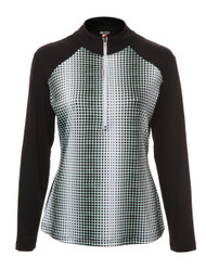 JRB Ladies 1/4 Zipped Mid Layer Golf Top