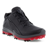 Ecco Mens Golf Biom G3 Boa Goretex Black Dritton