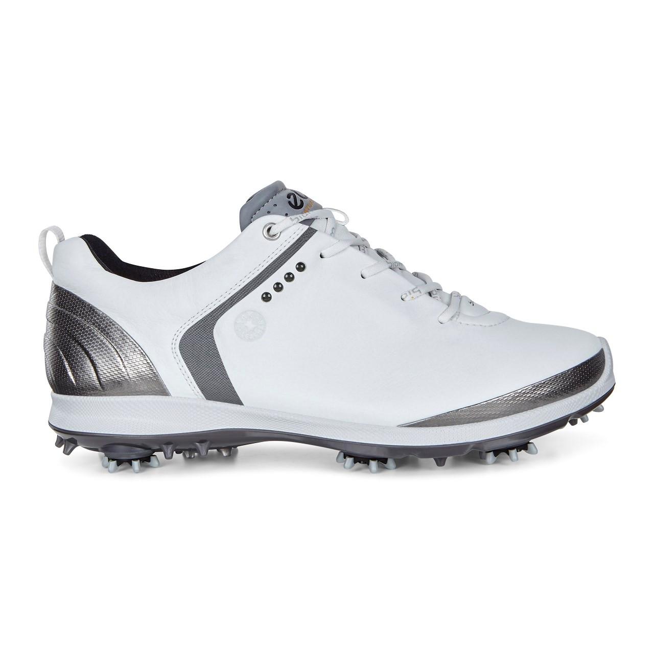 a516f3417cf Mens Biom G2 Golf Shoes Goretex White/Dark Shadow - London Pro Golf