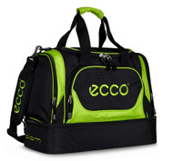 Ecco Carry All Sports Bag Black/Lime