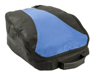 Izzo Golf Shoe Bag Black/Blue