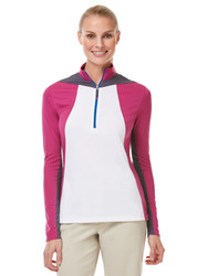 Callaway Women's Ion Golf Pullover White Small