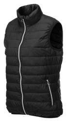 JRB Ladies Golf Gilet Bodywarmer Black