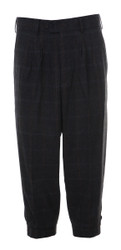 JRB Golf Plus Twos Charcoal Check