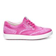 Ecco Womens Casual Hybrid Golf Shoes Candy Madara