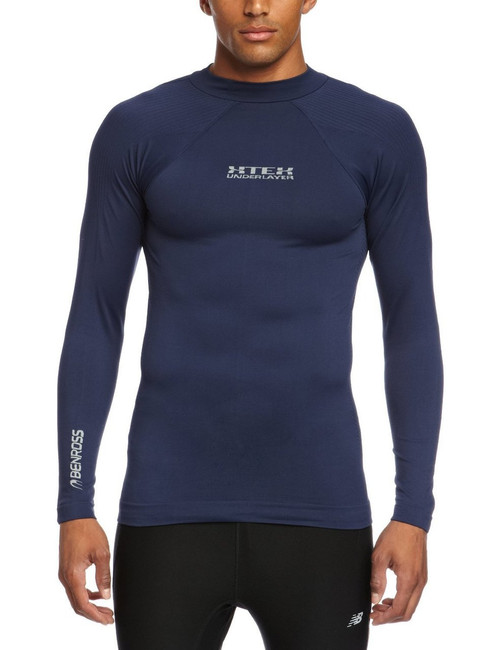 Benross Mens X-TEX Underlayer Navy Medium/Large