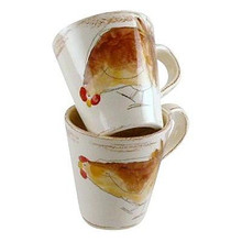 Poulet French Mug - large