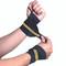 Model wearing CAP Wrist Wrap with Thumb Loop